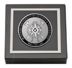 Missouri University of Science and Technology Paperweight - Masterpiece Medallion Paperweight