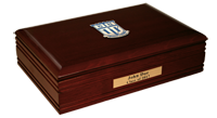 Duke University Desk Box - Masterpiece Medallion Desk Box
