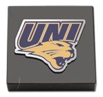 University of Northern Iowa Paperweight - Spirit Medallion Paperweight