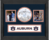 Auburn University Photo Frame - Lasting Memories Banner Collage Photo Frame in Arena