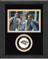 Towson University Photo Frame - Lasting Memories Cicle Logo Photo Frame in Arena