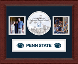 Pennsylvania State University Photo Frame - Lasting Memories Banner Collage Photo Frame in Sierra