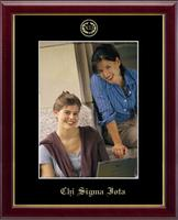 Chi Sigma Iota Counseling Honor Society Photo Frame - 5'x7' - Embossed Photo Frame in Galleria