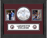 Lafayette College Photo Frame - Lasting Memories Banner College Photo Frame in Arena