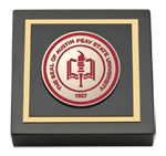 Austin Peay State University Paperweight - Masterpiece Medallion Paperweight