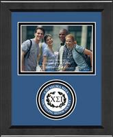Chi Sigma Iota Counseling Honor Society Photo Frame - Lasting Memories Circle Logo Photo Frame in Arena