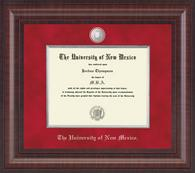 The University of New Mexico Diploma Frames