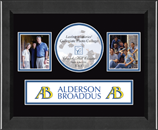 Alderson-Broaddus College Photo Frame - Lasting Memories Banner Collage Photo Frame in Arena