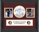 Florida State University Photo Frame - Lasting Memories Banner Collage Photo Frame in Arena