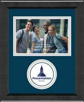 Presentation Academy Photo Frame - Lasting Memories Circle Logo Photo Frame in Arena