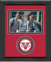Valdosta State University Photo Frame - Lasting Memories Circle Logo Photo Frame in Arena