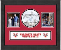 Valdosta State University Photo Frame - Lasting Memories Banner College Photo Frame in Arena