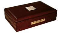 University of South Alabama Desk Box - Masterpiece Medallion Desk Box