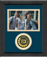 Florence-Darlington Technical College Photo Frame - Lasting Memories Circle Logo Photo Frame - Web Only in Arena
