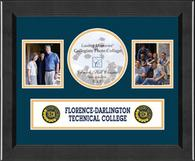 Florence-Darlington Technical College Photo Frame - Lasting Memories Banner Collage Photo Frame - Web Only in Arena