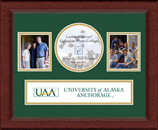University of Alaska Anchorage Photo Frame - Lasting Memories Banner Collage Photo Frame in Sierra