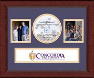 Concordia University Texas Photo Frame - Lasting Memories Photo Frame in Sierra