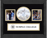 Temple College Photo Frame - Lasting Memories Banner Collage Photo Frame in Arena