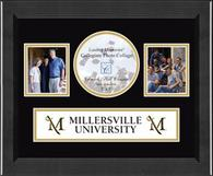 Millersville University of Pennsylvania Photo Frame - Lasting Memories Banner Collage Photo Frame in Arena