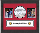 Carnegie Mellon University Photo Frame - Lasting Memories Banner Collage Photo Frame in Arena