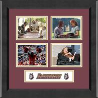 Bloomsburg University Photo Frame - Lasting Memories Quad Collage Photo Frame in Arena