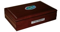 University of Florida Desk Box - Spirit Medallion Desk Box