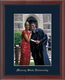 Murray State University Photo Frame - Gold Embossed Photo Frame in Signet