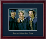 Eastern Oklahoma State College Photo Frame - Gold Embossed Photo Frame in Galleria