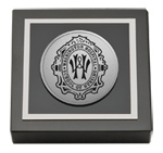 The Washington Hospital School of Nursing Paperweight - Silver Engraved Paperweight