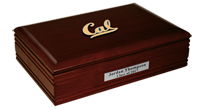 University of California Berkeley Desk Box - Spirit Medallion Desk Box