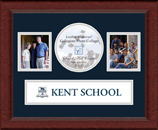 Kent School in Connecticut Photo Frame - Lasting Memories Banner Photo Frame in Sierra