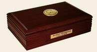 Lancaster Bible College Desk Box - Gold Engraved Desk Box