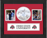 The Ohio State University Photo Frame - Lasting Memories Banner Collage Photo Frame in Arena