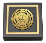 Dallas Theological Seminary Paperweight - Gold Engraved Paperweight