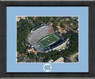 University of North Carolina Chapel Hill Diploma Frame - Lasting Memories Fanfare Stadium Frame in Arena