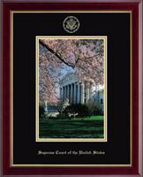 Supreme Court of the United States Lithograph Frame - Cherry Blossom Photo Frame in Gallery