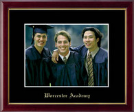 Worcester Academy Photo Frame - Embossed Photo Frame in Galleria