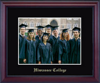 Hiwassee College Photo Frame - Embossed Photo Frame in Camby