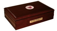 Westmont College Desk Box - Masterpiece Medallion Desk Box
