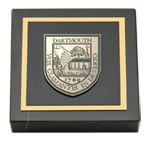 Dartmouth College Paperweight - Masterpiece Medallion Paperweight