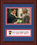 Saint Louis Priory School Photo Frame - Lasting Memories Class of 2014 Banner Photo Frame in Sierra