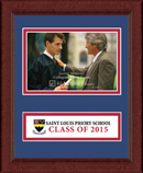 Saint Louis Priory School Photo Frame - Lasting Memories Class of 2015 Banner Photo Frame in Sierra