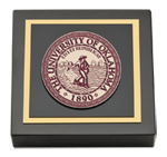 The University of Oklahoma Paperweight - Masterpiece Medallion Paperweight