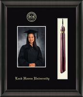 Lock Haven University Photo Frame - Tassel Edition Photo Frame in Omega