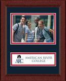 American River College Photo Frame - Lasting Memories Banner Photo Frame in Sierra