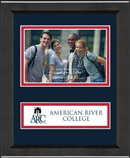 American River College Photo Frame - Lasting Memories Banner Photo Frame in Arena