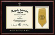 Maryville University of St. Louis Diploma Frame - Sash Diploma Frame in Southport