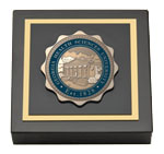 Georgia Health Sciences University Paperweight - Masterpiece Medallion Paperweight