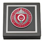 The Ohio State University Paperweight  - Pewter Masterpiece Medallion Paperweight