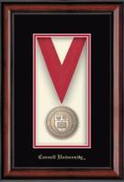 Cornell University Medal Frame - Gold Embossed Edition Medal Frame in Southport